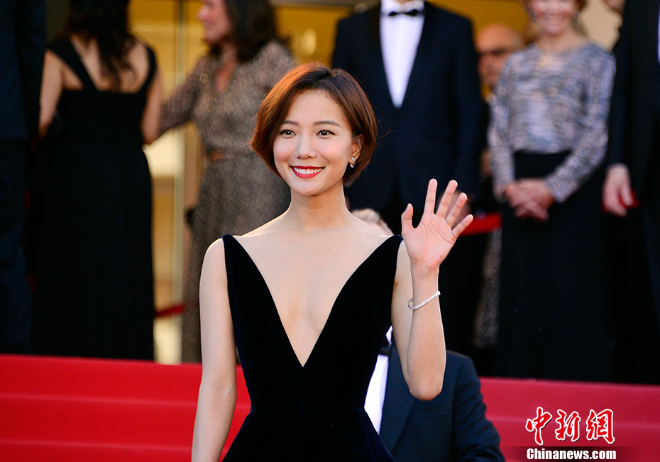 第70届中国国际电影节开幕哪四大戛纳女星荣登红地毯镇远电影图片