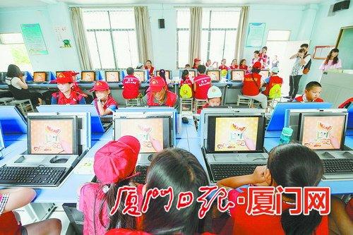 厦门教育部门组织教师编写垃圾分类教材 分三种版本