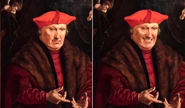 莫名的喜感!荷兰博物馆艺术品遭P图 意外获好评