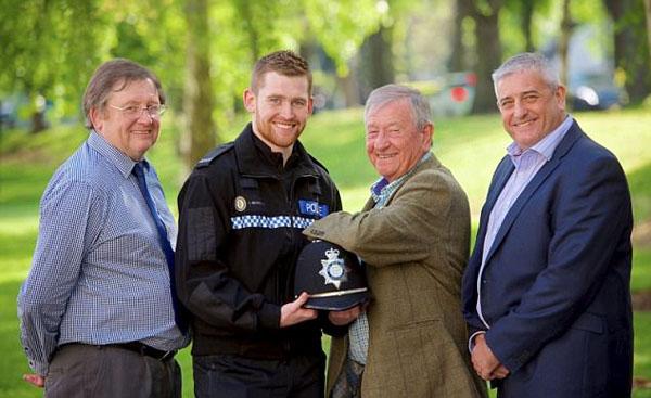 英國一家族連續六代供職警署 保衛地方逾百年