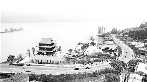 马尾闽安村一期建设将完工 有望在国庆节对游客开放