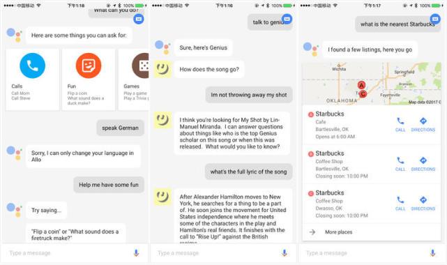 谷歌智能助手去了iPhone 跟Siri比起来怎么样