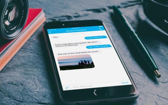 美参议院批准公职人员使用iPhone消息应用Signal