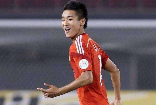 里皮笑了!继中国C罗后 又一位U23小将横空出世