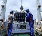 """""""蛟龙""""号抵达马里亚纳海沟作业区 在世界最深处下潜"""