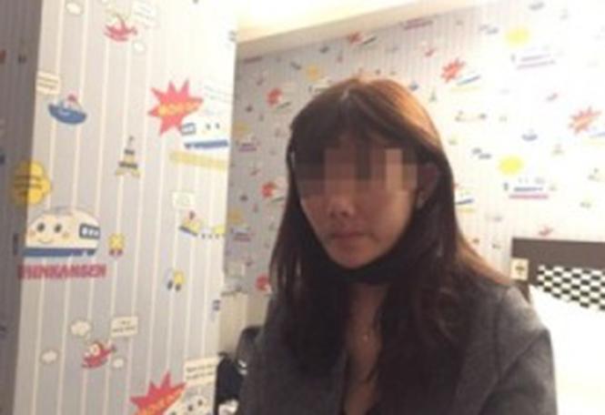 台北警方突击旅馆扫黄 卖淫窝点现场图曝光