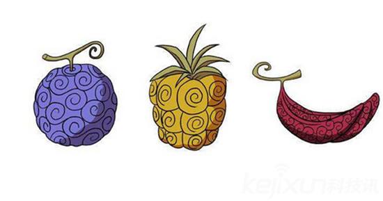 海贼王漫画中三种恶魔果实吃了容易没老婆 都是粘乎乎的果实