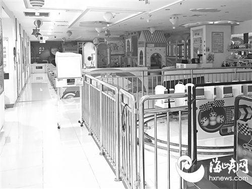 福州王府井游乐场一周两女童摔伤 涉事游乐场昨起停业