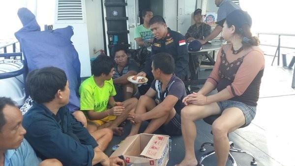 南海最新局势 越南印尼频频因这事曝冲突 中国也要警惕了
