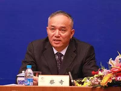 快讯!福建人蔡奇任北京市委书记!