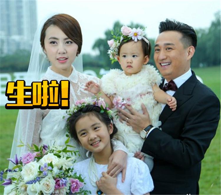 黄磊老婆孙莉三胎生了终于儿女双全,这次是个7斤7两的小王子