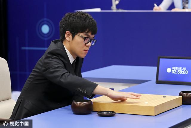 柯洁投子认输 人机大战AlphaGo3:0大胜柯洁 柯洁和李世石谁厉害?