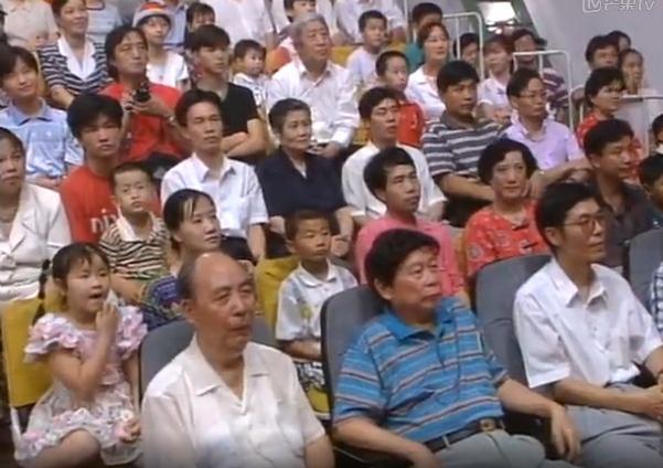 """回到20年前,第一期""""快乐大本营""""原来长这样"""