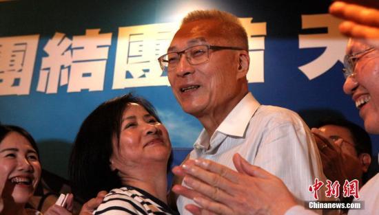 吴敦义:不会投入2018年台湾地方选举 绝无可能