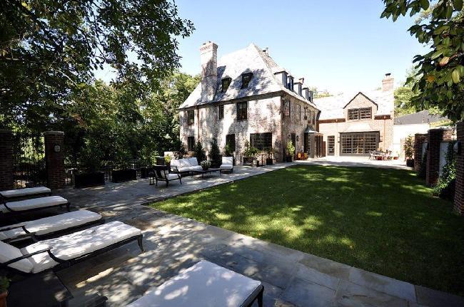 奥巴马最新消息 奥巴马花5000多万元购买华盛顿豪宅 面积760平方米
