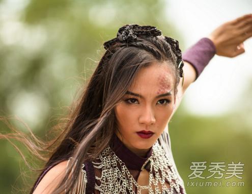 电视剧楚乔传宇文玥为什么瞎了 蛇女结局是什么扮演者是谁?