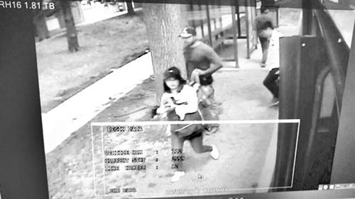 南平女孩章莹颖在美国学习 突然失联警方已介入