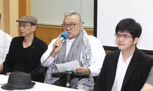 抗议前瞻 台湾14团体将起草民间版基础建设条例