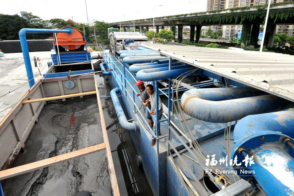 晋安13条内河将启动整治 沿岸7万平方米违建被拆