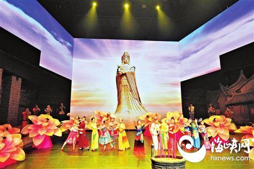 第九届海峡论坛·妈祖文化活动周在莆田举行
