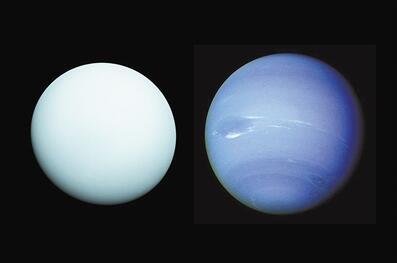 NASA准备探访天王星和海王星 温度均在零下200度
