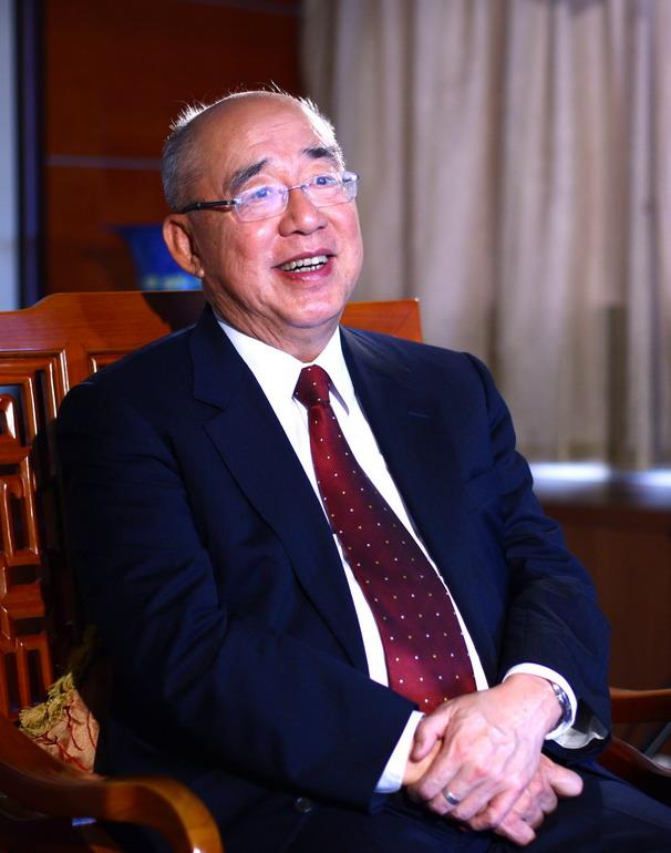 吴伯雄庆78岁大寿 国民党历任主席或将齐聚首