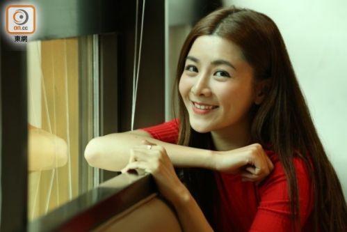 港女星陈欣妍自曝想和梁朝伟拍戏:父女恋都OK!