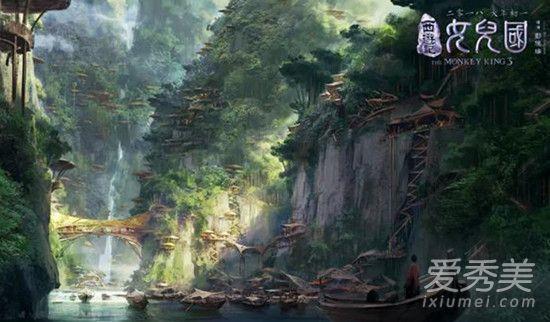 赵丽颖女儿国剧照 赵丽颖女儿国王者归来剑指票房冠军