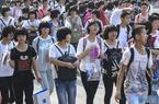 河北中考开考 报名人数达68.75万