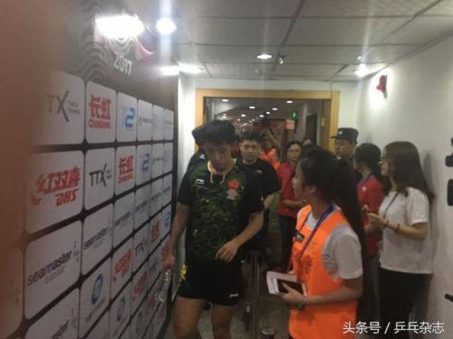 国际乒联确认张继科退出中国公开赛男双比赛 张继科为什么退赛?