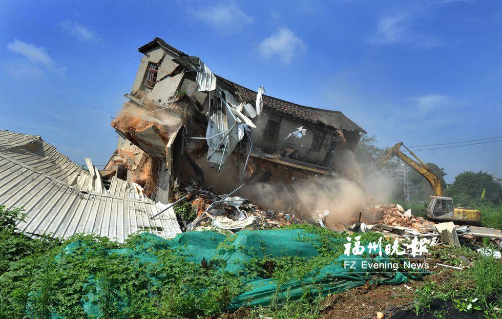 福州奥体14号地完整交地 拟建4000套霞镜新城安置房