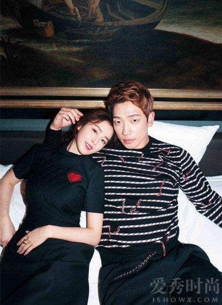 盘点韩国娱乐圈明星夫妇 竟有好几对都是因戏生情