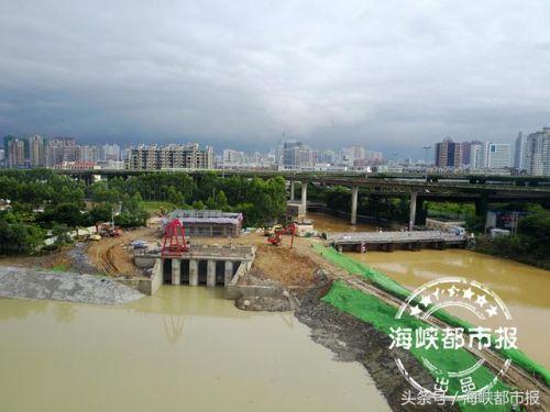 福州城区58条内河启动整治施工