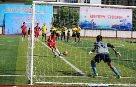 福建省小学组五人制足球比赛 厦门人民小学垄断被打破