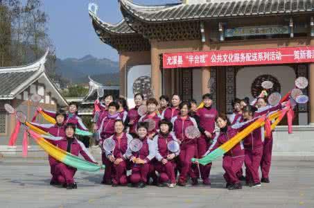 尤溪县柔力球协会开展半年球艺展示活动 100多名学员参与
