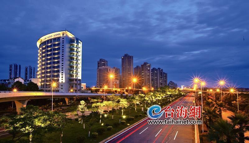 厦门翔安大道夜景提升改造完成 总投资2898万元