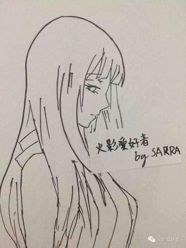 美哭了 粉丝手绘《火影忍者》