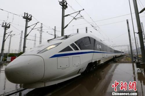 发改委:部分铁路线路具备开行市域(郊)列车条件