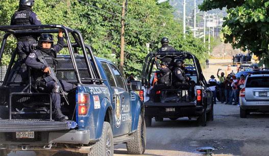 墨西哥一所监狱发生骚乱 造成至少28人死亡