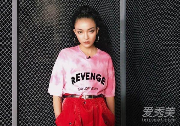 中国有嘻哈vava个人资料微博介绍 vava和tt真实关系揭秘