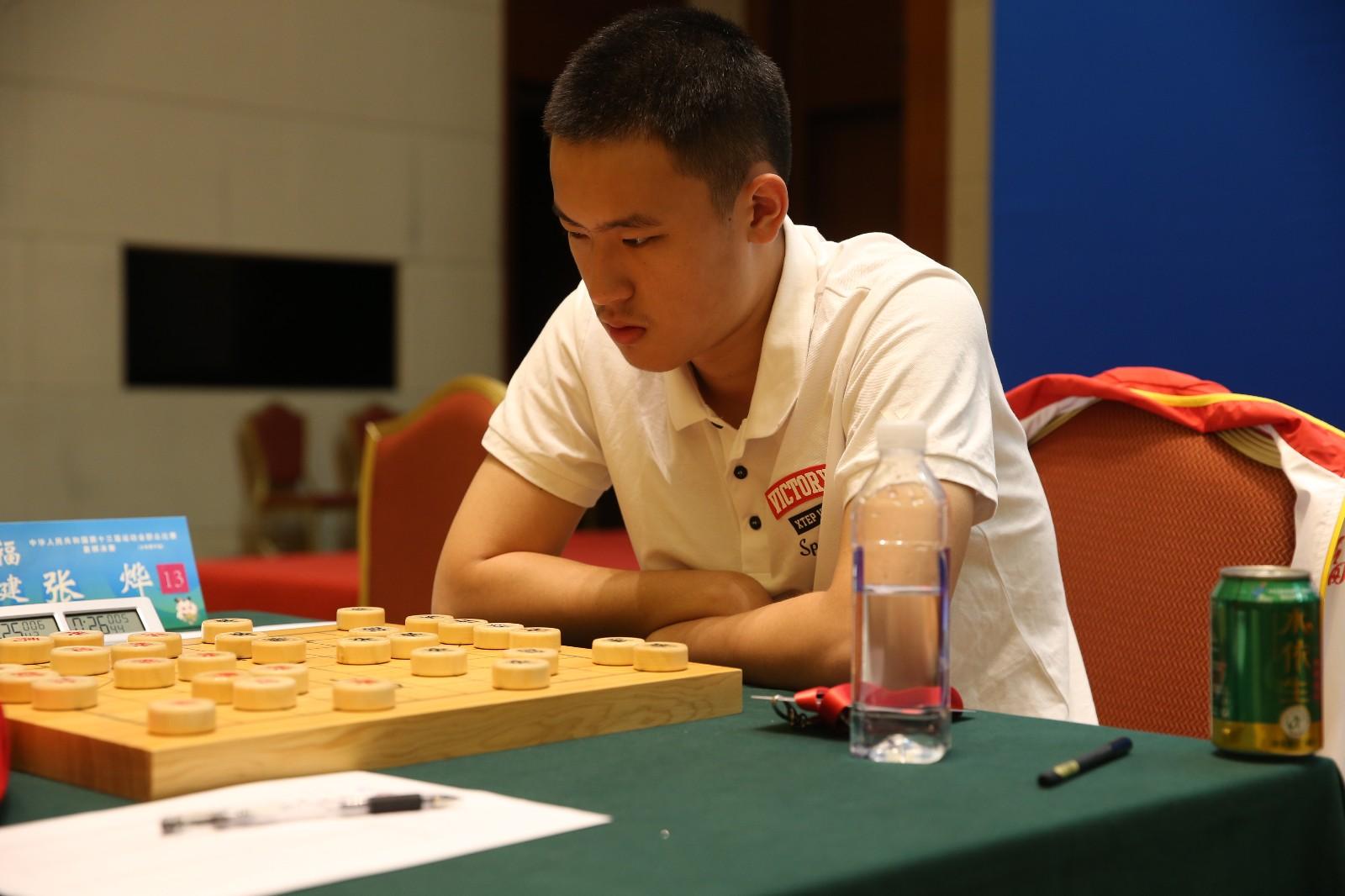 14岁腼腆少年为福建赢得一枚银牌 站上全运领奖台