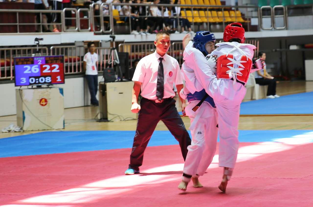 省青少年跆拳道锦标赛圆满落幕 泉州队包揽男女团体冠军