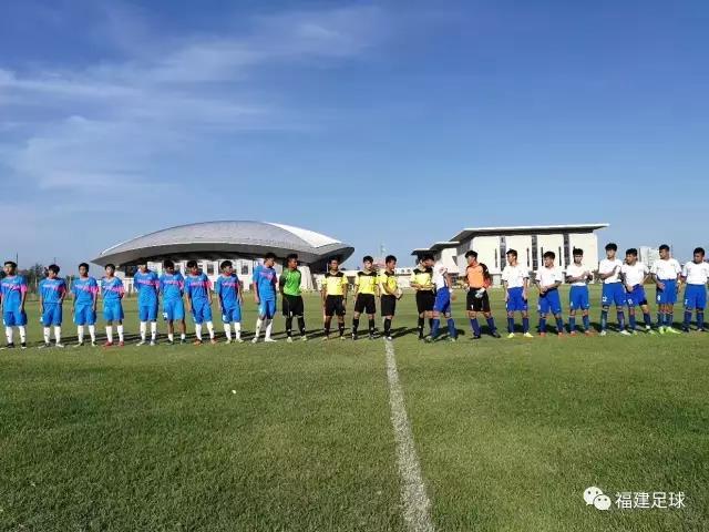 2017年福建省青少年足球锦标赛圆满落幕 厦门包揽男女组冠军
