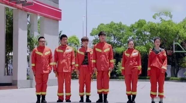 乔欣回应消防服事件:是误会,不接受断章取义