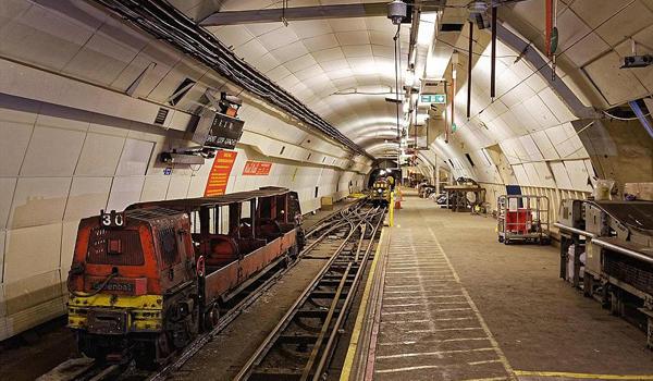 伦敦废弃地下隧道将重新开放 曾日运送400万信件