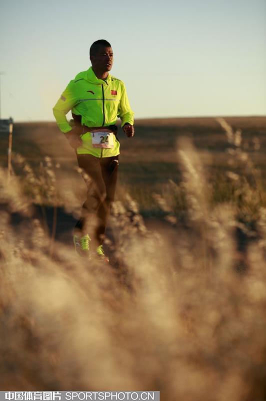 陈盆滨即将挑战英国145英里极限马拉松 系中国唯一参赛选手