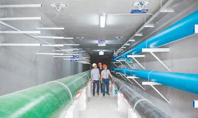 福建平潭综合实验区加快建设地下综合管廊