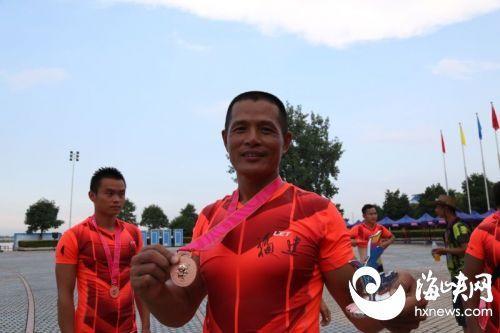 从小组垫底到全运会全国铜牌 福建队再添一枚奖牌