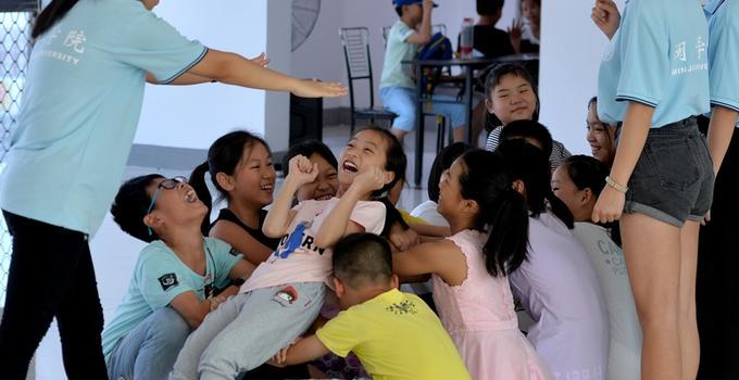闽江学院青年大学生暑期支教活动落幕 志愿者收获满满