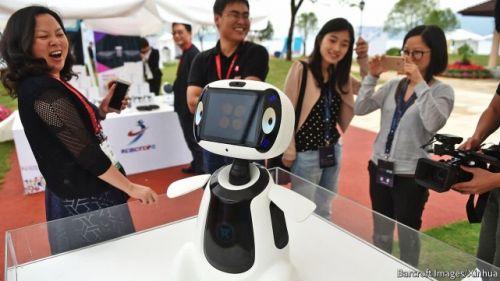 经济学人:中国或在人工智能领域逐步赶超美国
